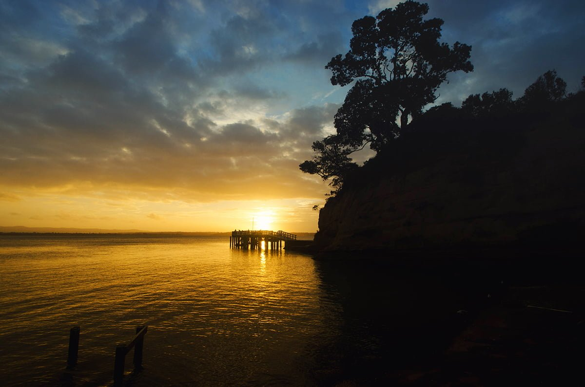 4 best sunset spots in Auckland